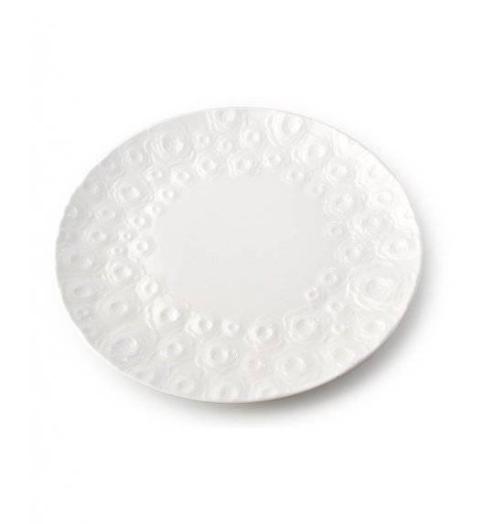 AFFEKDESIGN ROSE2 Komplet 2 talerzy płytkich 27 cm / porcelana