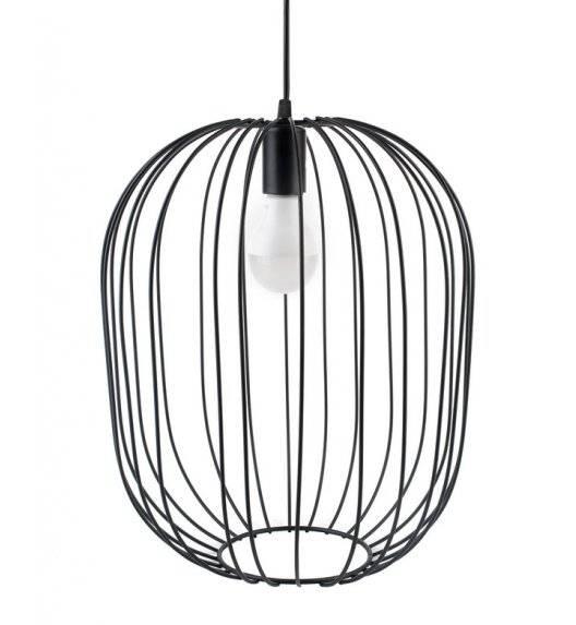 MONDEX CEDRIC Lampa wisząca 35 x 41 cm / metalowa / czarna