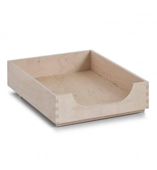ZELLER Pojemnik / organizer na drobiazgi / drewno brzozowe