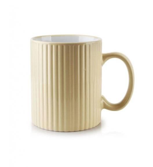 AFFEKDESIGN SALLY STRIPES  Kubek 400 ml / żółty/ ceramika
