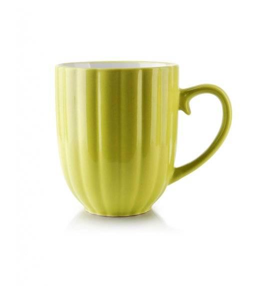 AFFEKDESIGN SALLY RETRO Kubek 355 ml / neonowy zielony / ceramika
