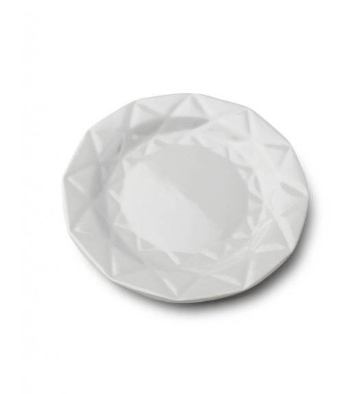 ADEL GREY Talerz deserowy 19,5 cm / szary