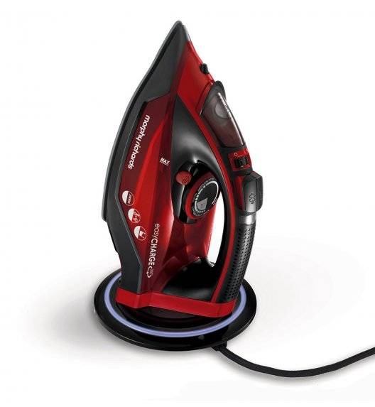 MORPHY RICHARDS Easy Charge 360 Żelazko bezprzewodowe 2400W / automatyczne wyłączenie