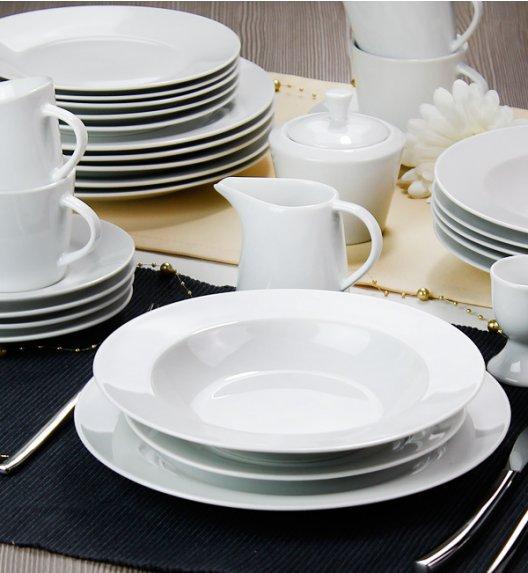 WYPRZEDAŻ! ARZBERG EMILY Niemiecki serwis obiadowo-kawowy 32 ele / 5 os / porcelana