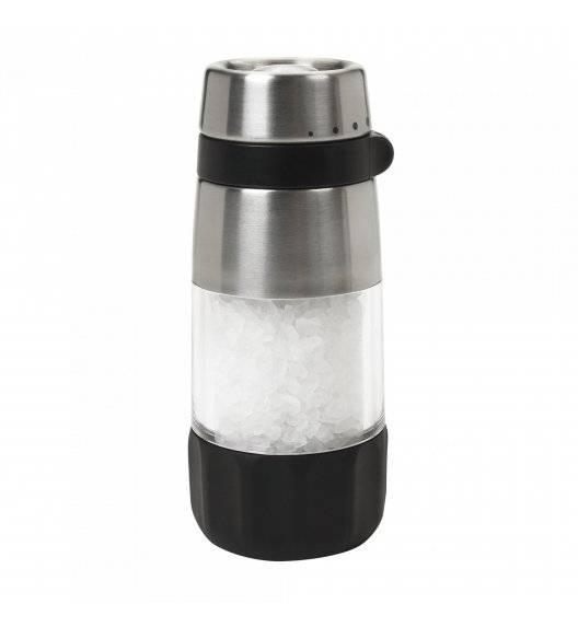 OXO GOOD GRIPS Młynek do soli 5,5 x 14 cm / stal nierdzewna