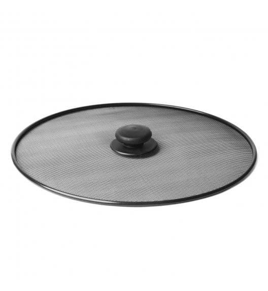 TADAR Pokrywka ochronna przed tłuszczem 21 cm / czarna