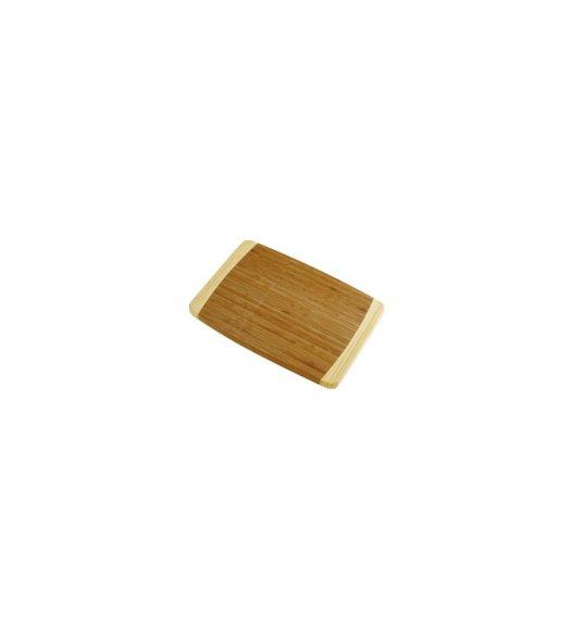 Deska do krojenia i serwowania Tescoma Bambo 26 x 16 cm drewno bambusowe.
