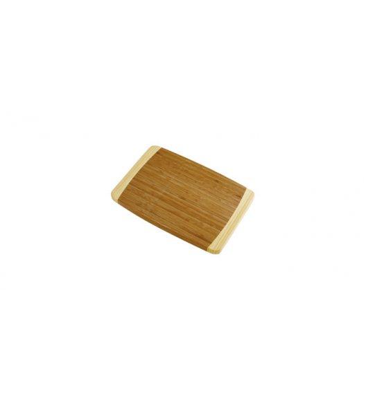 Deska do krojenia i serwowania Tescoma Bambo 30 x 20 cm drewno bambusowe.