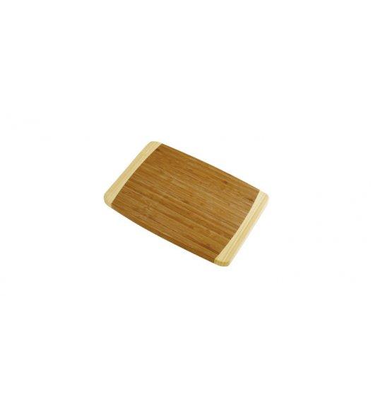 Deska do krojenia i serwowania Tescoma Bambo 36 x 24 cm drewno bambusowe.