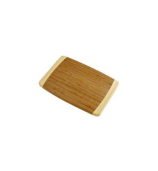 Deska do krojenia i serwowania Tescoma Bambo 40 x 26 cm drewno bambusowe.