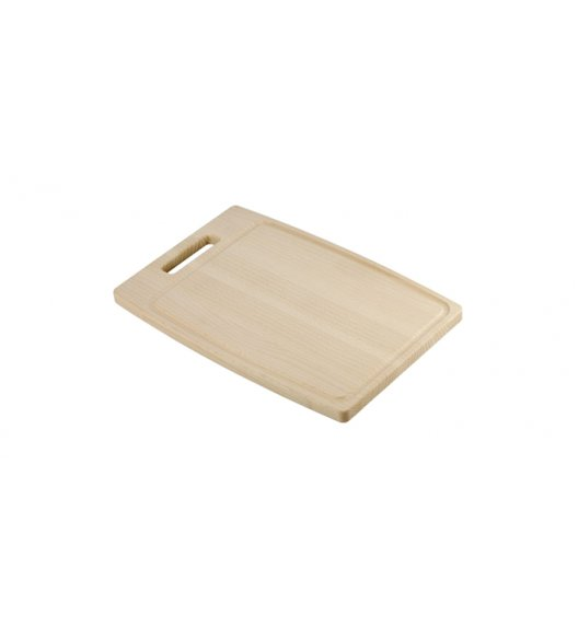 Deska do krojenia Tescoma Home Profi 36 x 24 cm drewno bukowe jasne.
