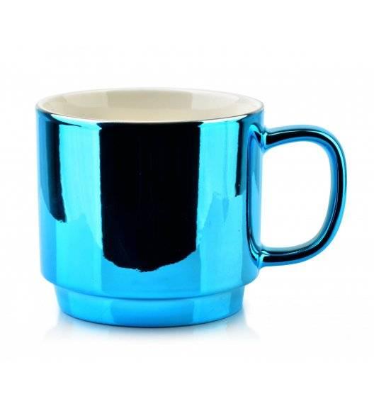 AFFEKDESIGN CHIC Kubek niebieski / 420 ml / porcelana