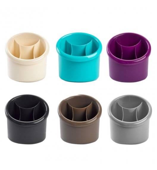 PLASTIC FORTE Elegance ociekacz na sztućce okrągły / tworzywo sztuczne