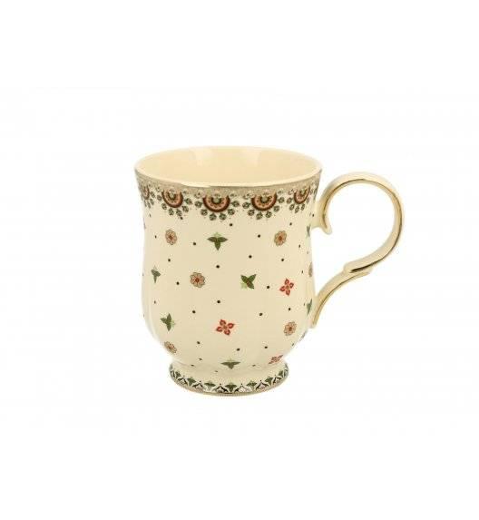 DUO CASABLANCA / Filiżanka ze spodkiem / 260 ml / porcelana