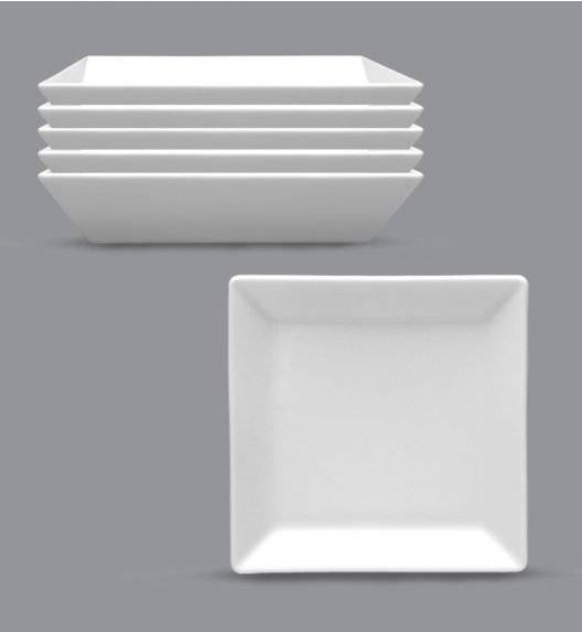 LUBIANA CLASSIC Komplet Talerz głęboki 21,5 cm / 6 os / 6 el / porcelana
