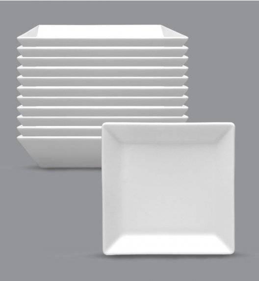 LUBIANA CLASSIC Komplet Talerz głęboki 21,5 cm / 12 os / 12 el / porcelana