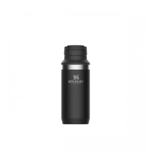 WYPRZEDAŻ! STANLEY ADVENTURE Kubek termiczny SWITCHBACK™  350 ml / czarny