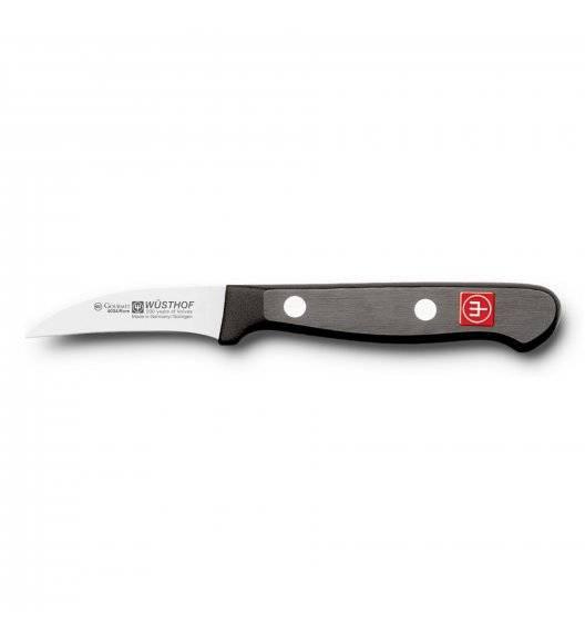 WYPRZEDAŻ! WÜSTHOF GOURMET Nóż do oczkowania 6 cm / stal nierdzewna
