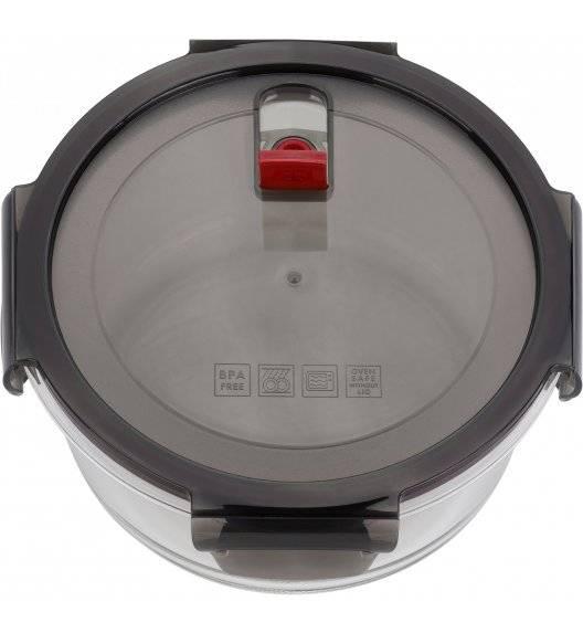 ZWILLING GUSTO Pojemnik szklany okrągły 1,3 L / szkło, tworzywo sztuczne