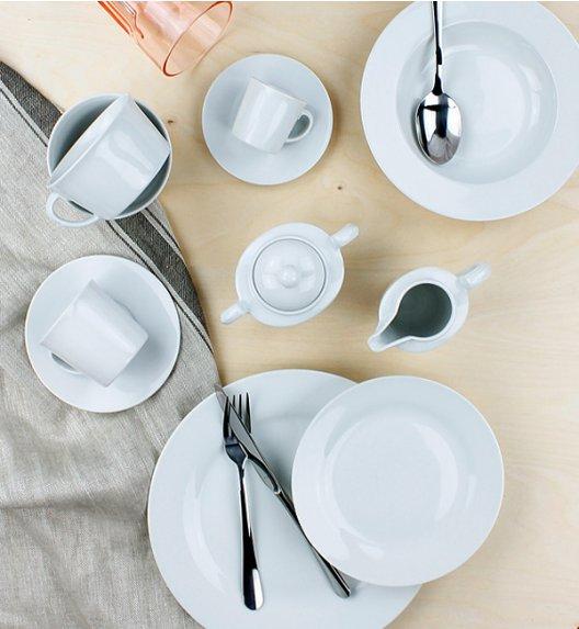 WYPRZEDAŻ! ARZBERG ALICE Niemiecki serwis obiadowo - kawowy 51 el / 6 os / porcelana