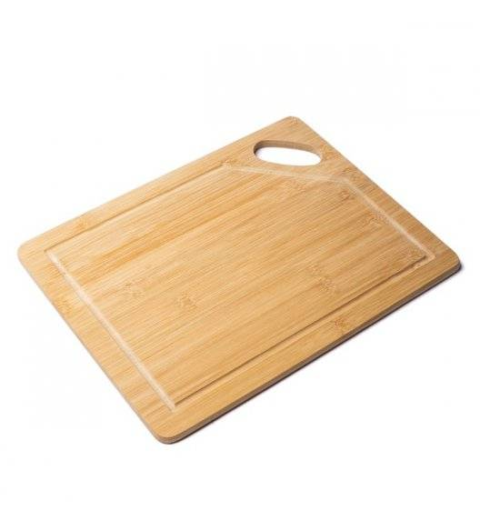 TADAR Deska do krojenia 32,5 x 25 x 1 cm / bambus