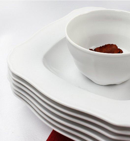 WYPRZEDAŻ! CHODZIEŻ ROMANCE C000 Zestaw talerzy głębokich 6 el / porcelana