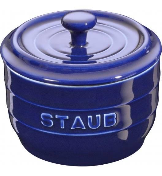 STAUB STORAGE Pojemnik na sól / 250 ml / niebieski / ceramika