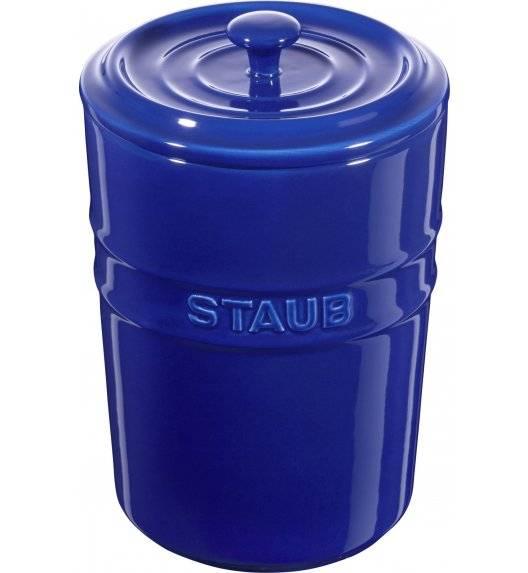 STAUB STORAGE Pojemnik do przechowywania / 1 l / niebieski / ceramika
