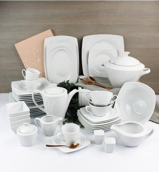 LUBIANA CELEBRATION Serwis obiadowo-kawowy 196 el / 24 os + GRATIS 49 ZŁ