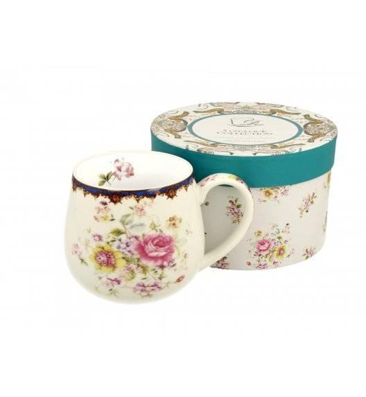 DUO ROMANTIC / Kubek baryłka NICOLE / 430 ml / porcelana