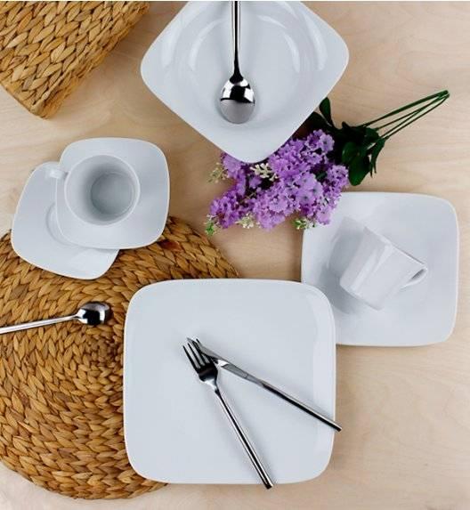 KRISTOFF TIMON Serwis obiadowy 120 el / 24 osób / porcelana