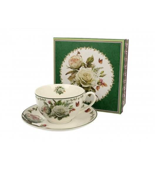 DUO EDITH Filiżanka ze spodkiem 250 ml / porcelana