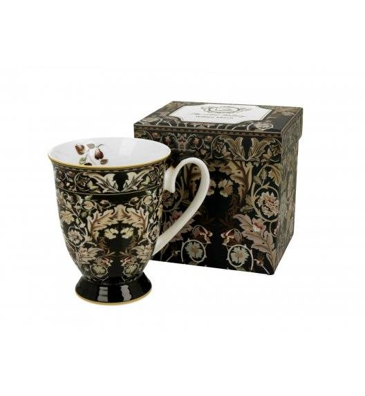 DUO ACANTHUS LEAVES Kubek na stopce 325 ml / porcelana / Art Gallery by William Morris