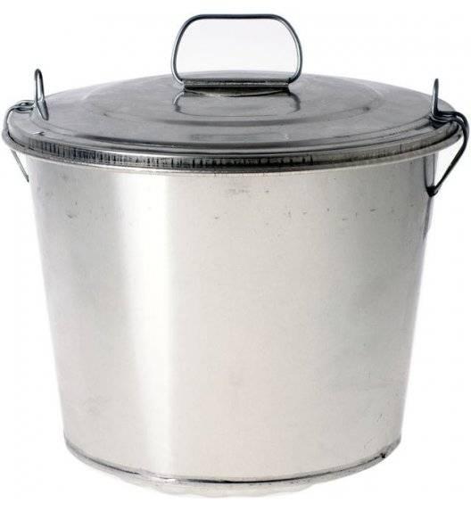 ODELO Forma do babki gotowanej / mała / Ø 15,5 cm / blacha cynkowana