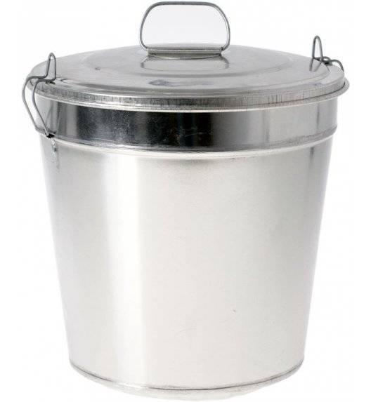 ODELO Forma do babki gotowanej / duża / Ø 16 cm / blacha cynkowana