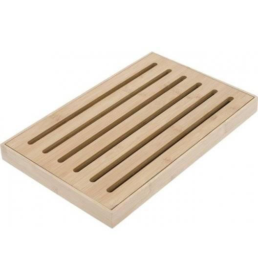 KINGHOFF Bambusowa deska do krojenia / 37 x 23 cm / drewno
