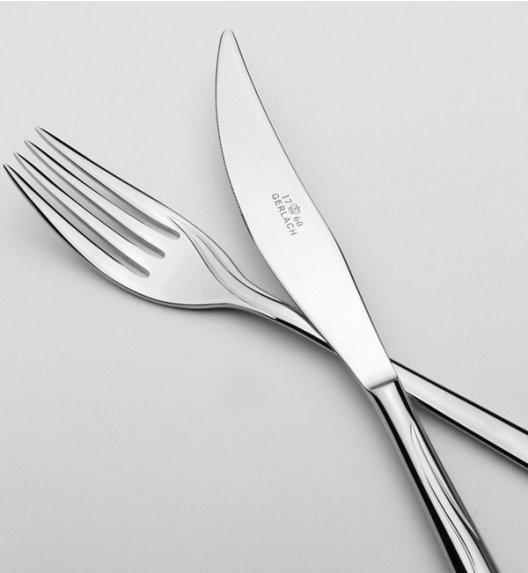 WYPRZEDAŻ! Gerlach Flames Sztućce Luzem 3 x nóż obiadowy / połysk