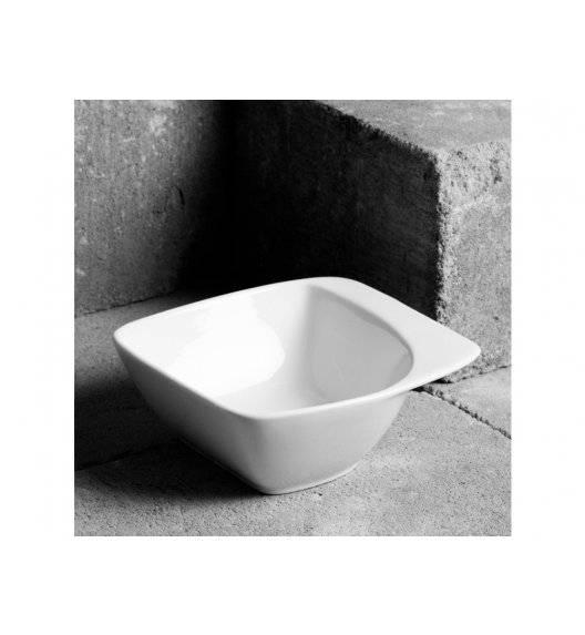 AMBITION SALSA Salaterka kwadratowa 22 cm / porcelana