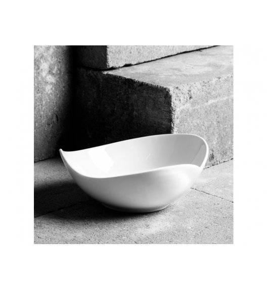 AMBITION SALSA Salaterka liść 15 cm / porcelana