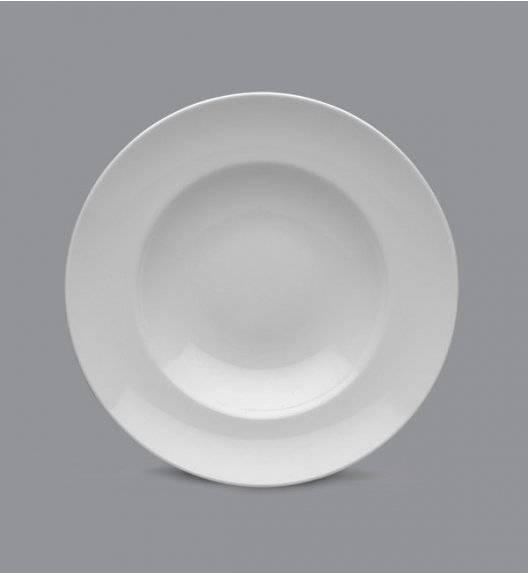 LUBIANA KASZUB Talerz głęboki do pasty / makaronu 24 cm / porcelana