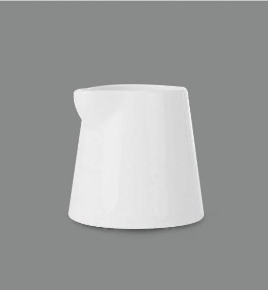 AMBITION FALA / KUBIKO Mlecznik 130 ml / Porcelana