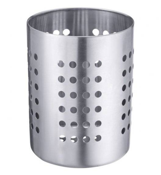 WESTMARK Koszyk na sztućce Ø 12 cm / stal nierdzewna