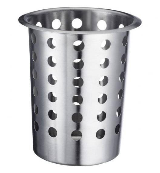 WESTMARK Koszyk na sztućce Ø 11,6 cm / stal nierdzewna