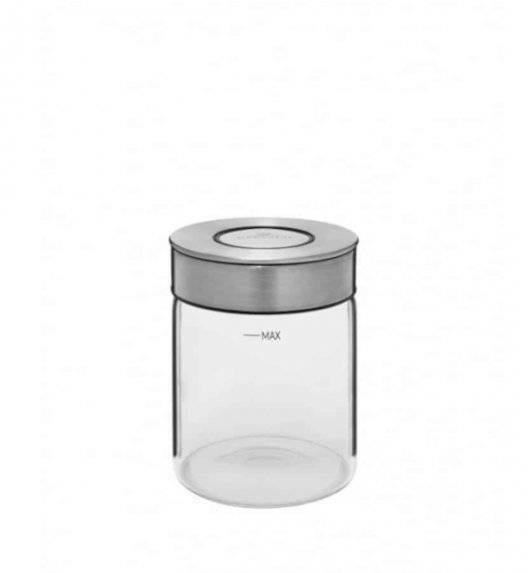 GERLACH AMBIENTE Szklany pojemnik na żywność / hermetyczna pokrywka / 700 ml