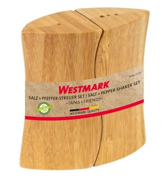 WESTMARK TAPAS+FRIENDS Zestaw solniczka / pieprzniczka