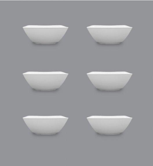LUBIANA VICTORIA Komplet Salaterek 18 cm / 6 el / 6 os / porcelana