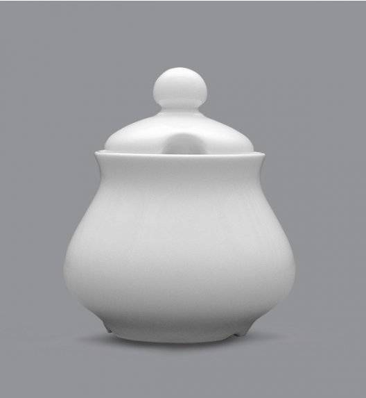 LUBIANA WERSAL Cukiernica 200 ml z pokrywką / porcelana