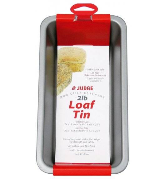 JUDGE Forma do pieczenia / keksówka 1 l / powierzchnia nieprzywierająca