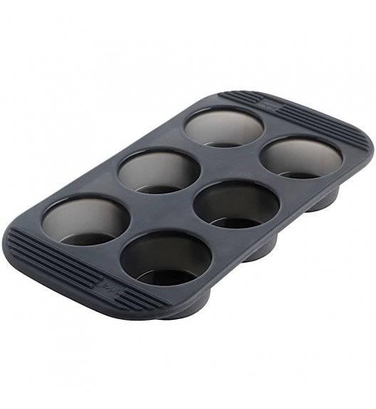 MASTRAD Silikonowa forma na 6 muffinek