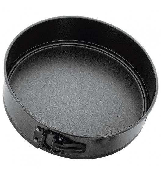 STELLAR Okrągła forma do ciasta / tortownica 25 cm / stal węglowa